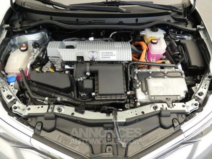 Toyota AURIS HSD 136h Dynamic Gris Platine Occasion - 15