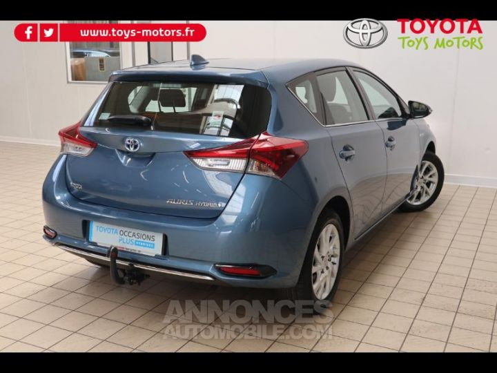 Toyota AURIS HSD 136h Dynamic bleu denim Occasion - 2