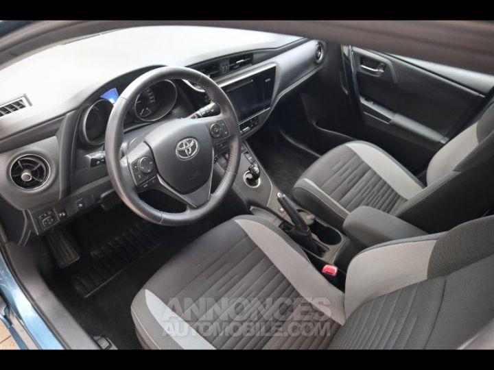 Toyota AURIS HSD 136h Dynamic bleu denim Occasion - 5
