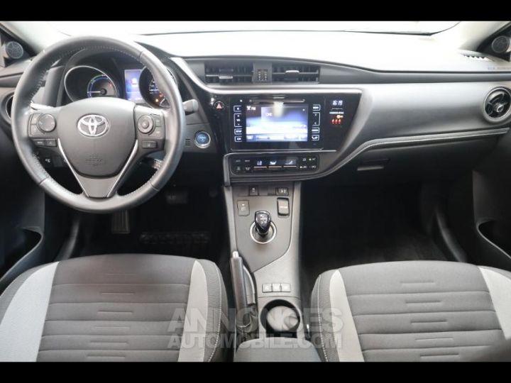 Toyota AURIS HSD 136h Dynamic bleu denim Occasion - 6
