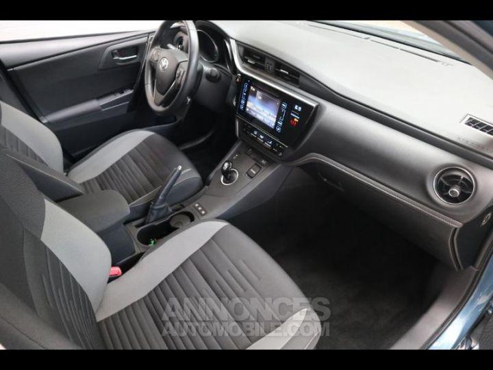 Toyota AURIS HSD 136h Dynamic bleu denim Occasion - 7