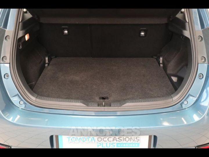 Toyota AURIS HSD 136h Dynamic bleu denim Occasion - 12
