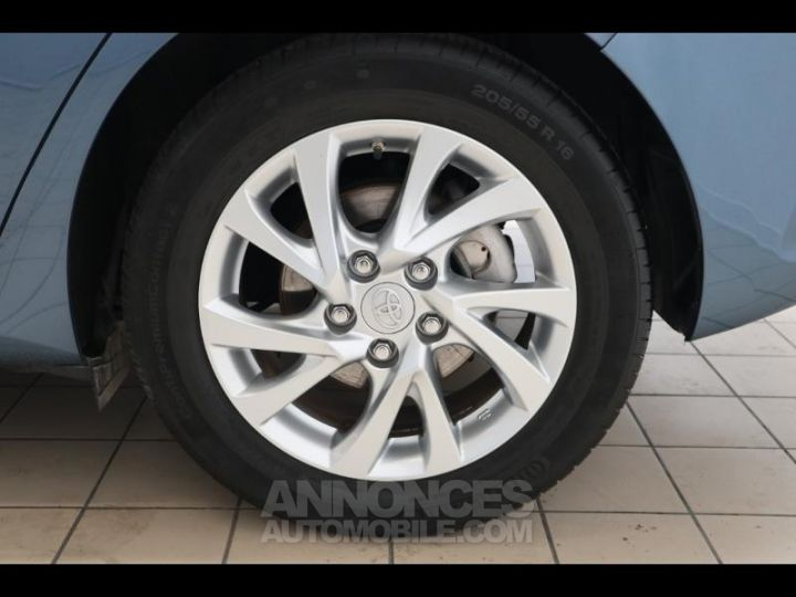 Toyota AURIS HSD 136h Dynamic bleu denim Occasion - 15