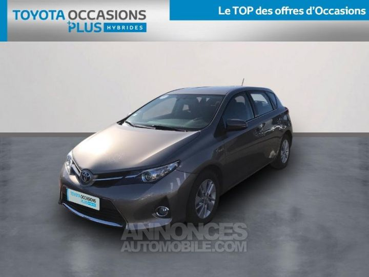 Toyota AURIS HSD 136h Dynamic SEPIA Occasion - 1