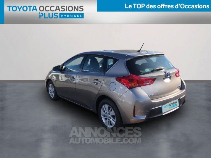 Toyota AURIS HSD 136h Dynamic SEPIA Occasion - 2