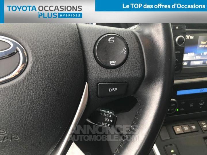Toyota AURIS HSD 136h Dynamic Blanc Pur Occasion - 10