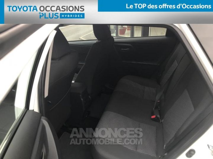 Toyota AURIS HSD 136h Dynamic Blanc Pur Occasion - 14