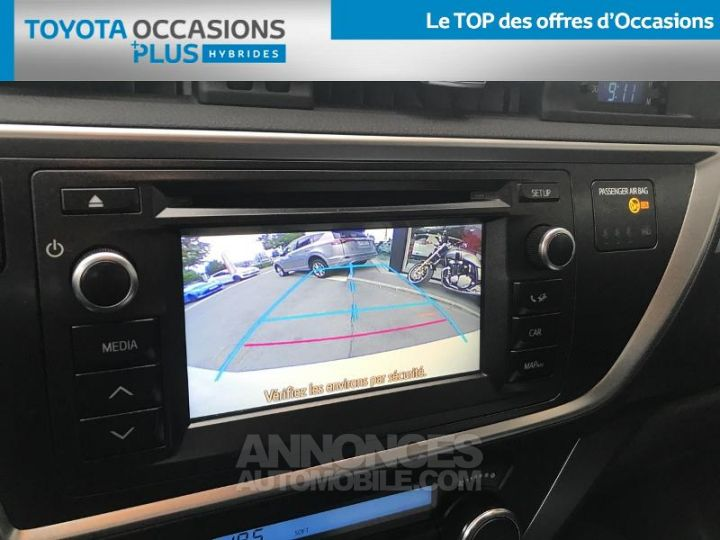 Toyota AURIS HSD 136h Dynamic Blanc Pur Occasion - 17