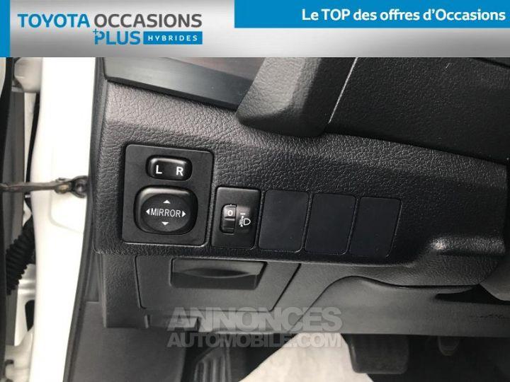 Toyota AURIS HSD 136h Dynamic Blanc Pur Occasion - 18