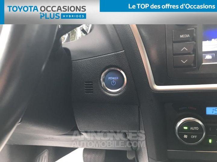 Toyota AURIS HSD 136h Dynamic Blanc Pur Occasion - 19