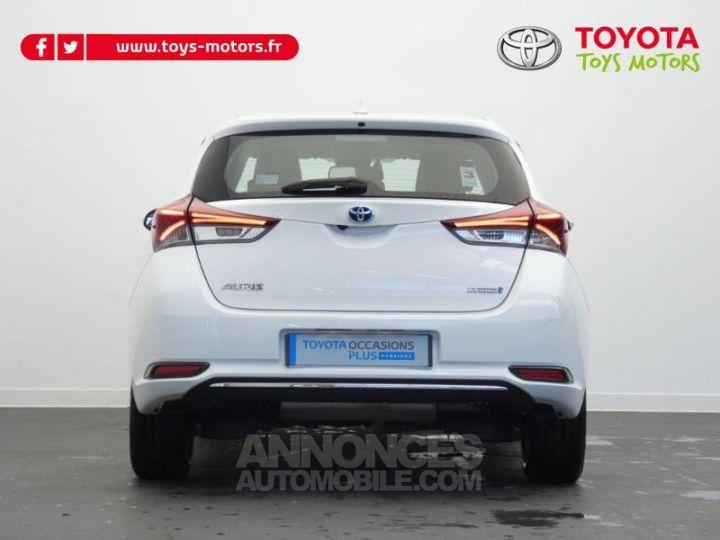 Toyota AURIS HSD 136h Dynamic BLANC PUR Occasion - 12