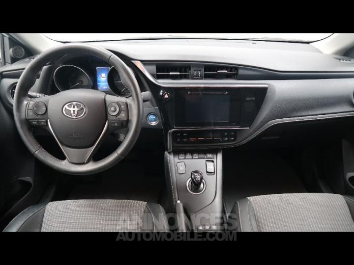 Toyota AURIS HSD 136h Executive BLANC Occasion - 3