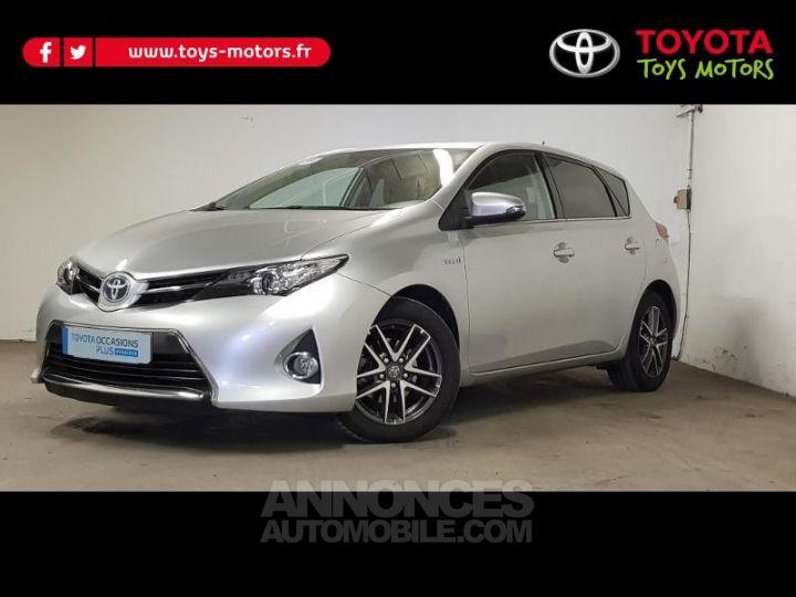Toyota AURIS HSD 136h Feel GRIS C Occasion - 1