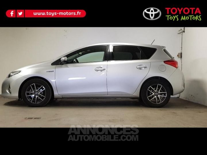 Toyota AURIS HSD 136h Feel GRIS C Occasion - 3