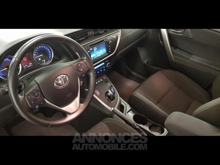 Toyota AURIS HSD 136h Feel GRIS C Occasion - 4
