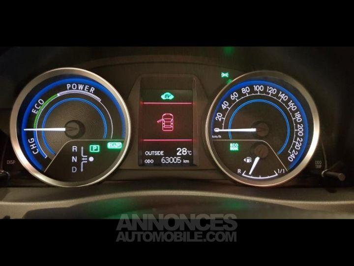 Toyota AURIS HSD 136h Feel GRIS C Occasion - 8