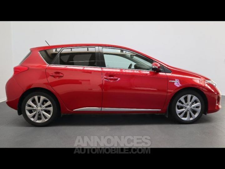 Toyota AURIS HSD 136h Style ROUGE Occasion - 7