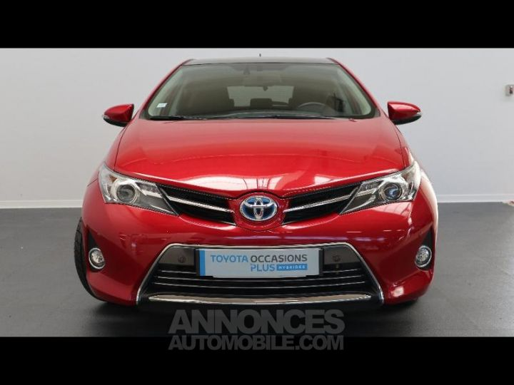 Toyota AURIS HSD 136h Style ROUGE Occasion - 8