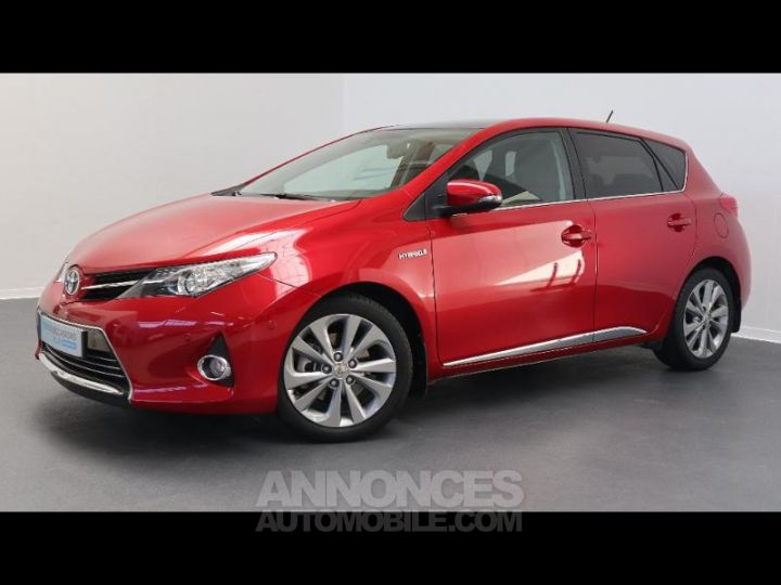 Toyota AURIS HSD 136h Style ROUGE Occasion - 9