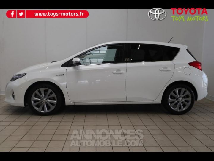 Toyota AURIS HSD 136h Style BLANC PUR Occasion - 4