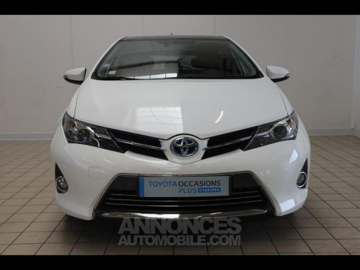 Toyota AURIS HSD 136h Style BLANC PUR Occasion - 17