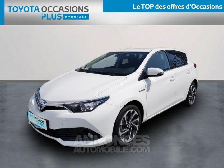 Toyota AURIS HSD 136h TechnoLine RC18 BLANCHE Occasion - 1