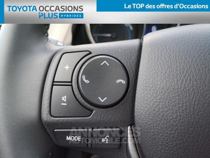 Toyota AURIS HSD 136h TechnoLine RC18 BLANCHE Occasion - 9