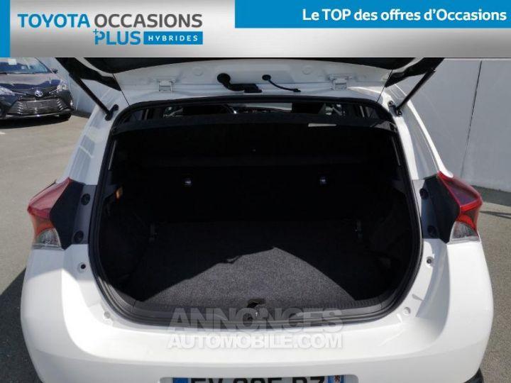 Toyota AURIS HSD 136h TechnoLine RC18 BLANCHE Occasion - 14