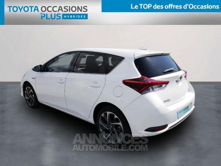 Toyota AURIS HSD 136h TechnoLine RC18 BLANCHE Occasion - 17