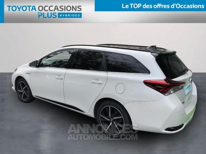 Toyota AURIS TOURING SPORTS HSD 136h Collection BLANC NACRE Occasion - 2