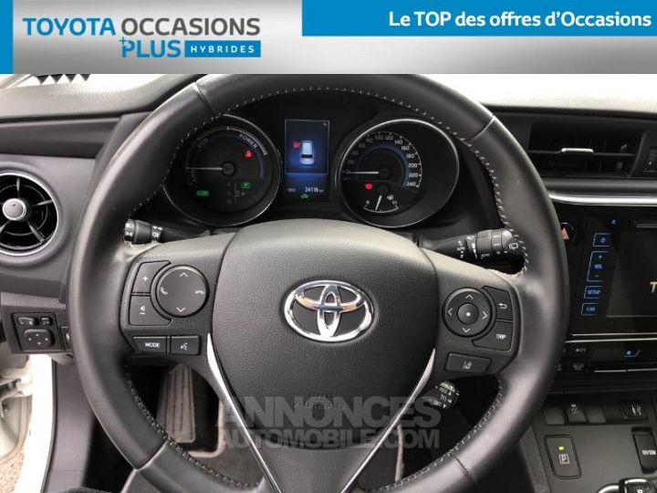 Toyota AURIS TOURING SPORTS HSD 136h Collection BLANC NACRE Occasion - 6