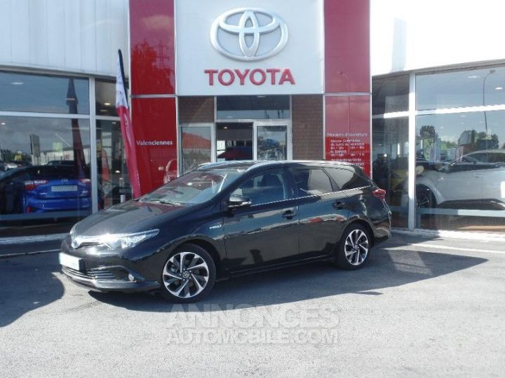 Toyota AURIS TOURING SPORTS HSD 136h Design Noir Occasion - 1
