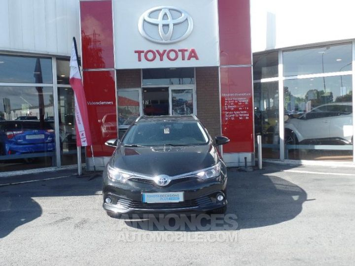 Toyota AURIS TOURING SPORTS HSD 136h Design Noir Occasion - 2
