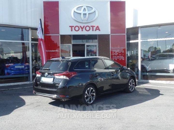 Toyota AURIS TOURING SPORTS HSD 136h Design Noir Occasion - 4