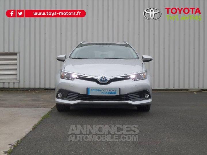 Toyota AURIS TOURING SPORTS HSD 136h Design Business GRIS Occasion - 2