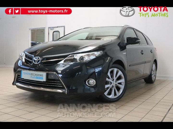 Toyota AURIS TOURING SPORTS HSD 136h Style GRIS F Occasion - 1