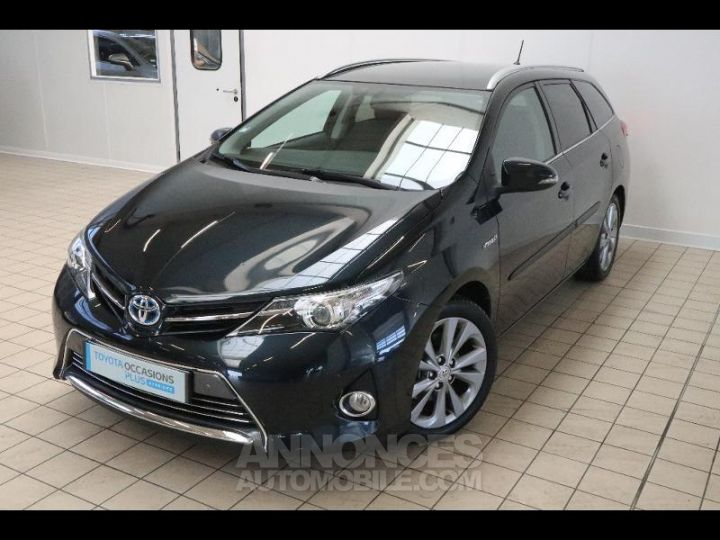 Toyota AURIS TOURING SPORTS HSD 136h Style GRIS F Occasion - 7