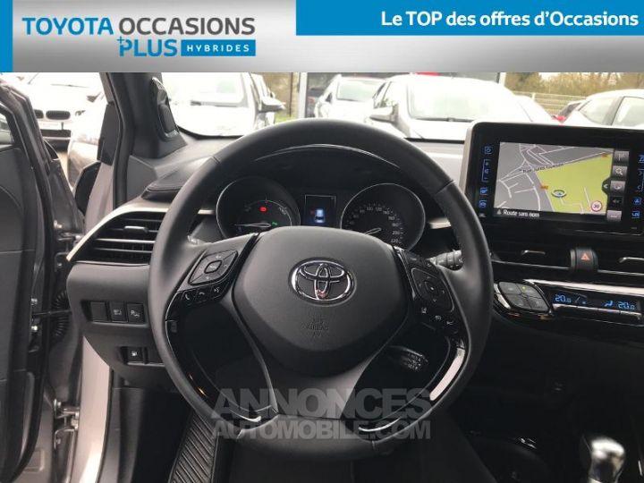 Toyota C-HR 122h Collection 2WD E-CVT RC18 BI TON GRIS PLATINIUM Occasion - 6