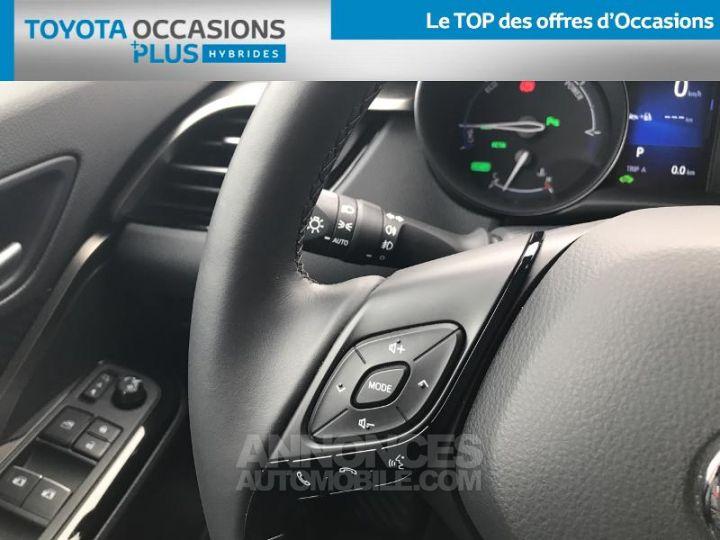 Toyota C-HR 122h Collection 2WD E-CVT RC18 BI TON GRIS PLATINIUM Occasion - 10
