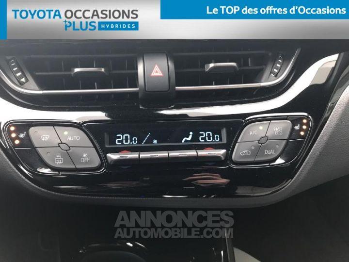 Toyota C-HR 122h Collection 2WD E-CVT RC18 BI TON GRIS PLATINIUM Occasion - 11