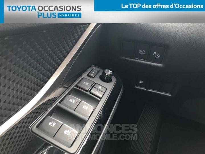Toyota C-HR 122h Collection 2WD E-CVT RC18 BI TON GRIS PLATINIUM Occasion - 12