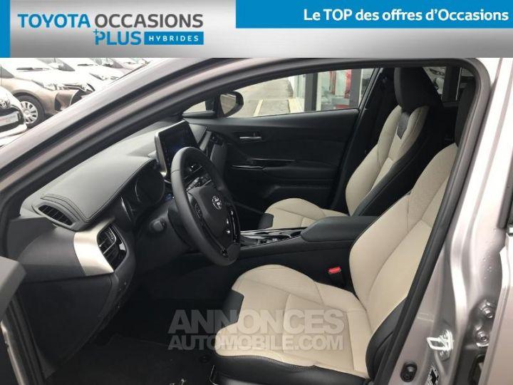 Toyota C-HR 122h Collection 2WD E-CVT RC18 BI TON GRIS PLATINIUM Occasion - 13