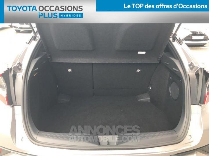 Toyota C-HR 122h Collection 2WD E-CVT RC18 BI TON GRIS PLATINIUM Occasion - 15