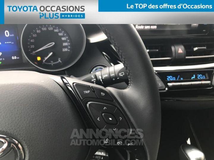 Toyota C-HR 122h Collection 2WD E-CVT RC18 BI TON GRIS PLATINIUM Occasion - 17