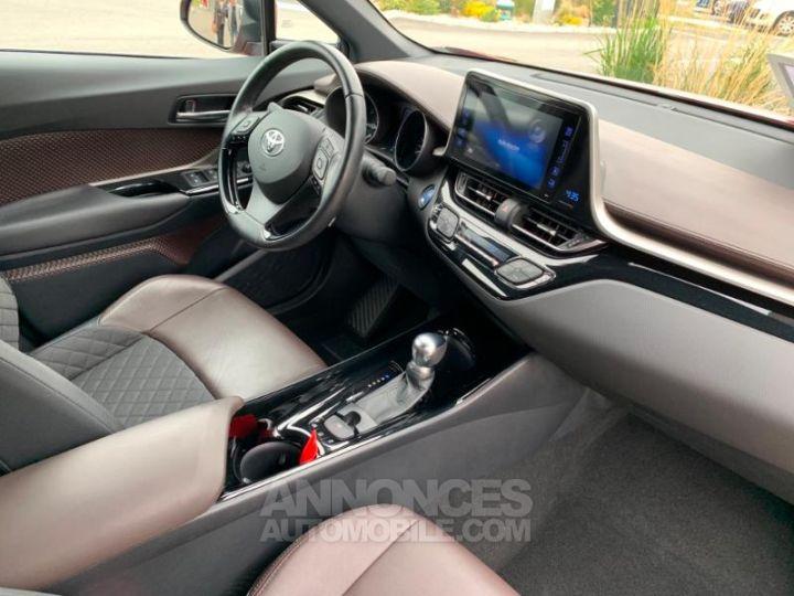 Toyota C-HR 122h Distinctive 2WD E-CVT ROUGE ALLURE Occasion - 4