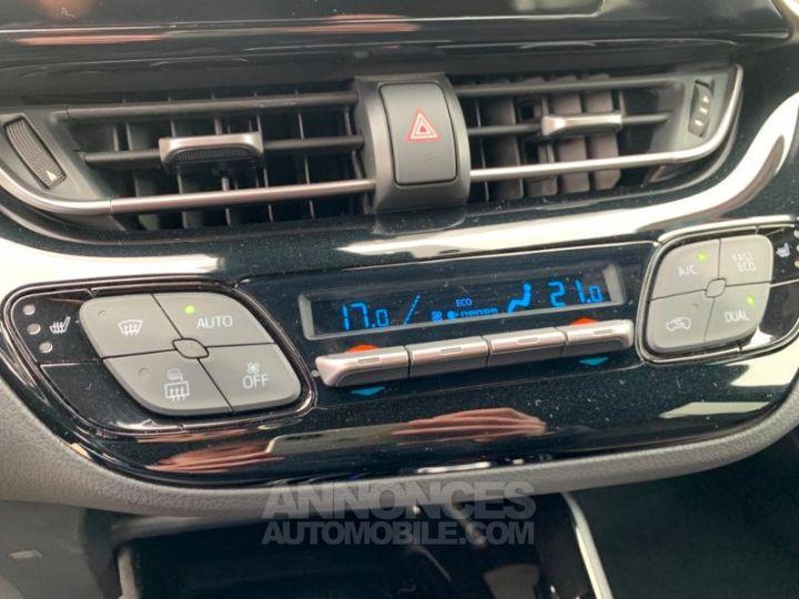 Toyota C-HR 122h Distinctive 2WD E-CVT ROUGE ALLURE Occasion - 13