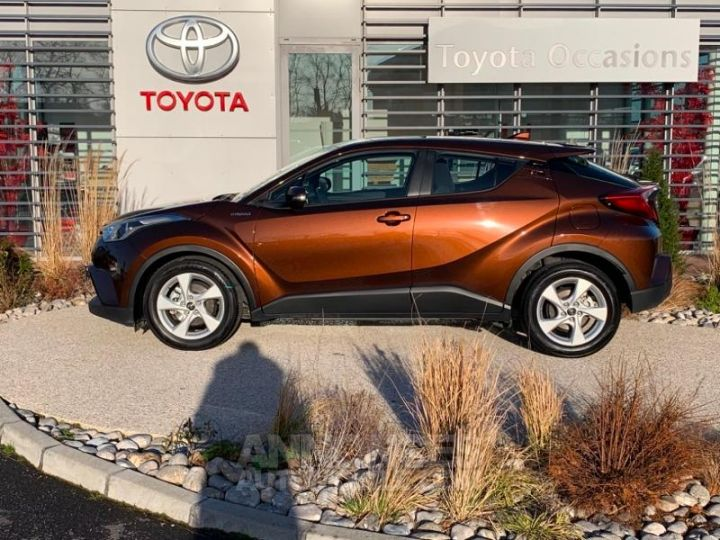 Toyota C-HR 122h Dynamic 2WD E-CVT MARRON Occasion - 2