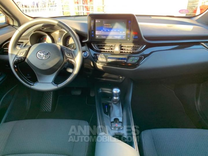 Toyota C-HR 122h Dynamic 2WD E-CVT MARRON Occasion - 7