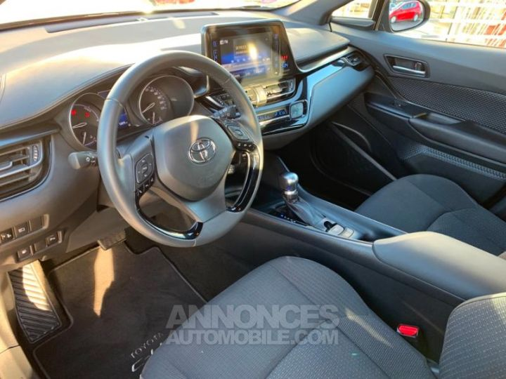 Toyota C-HR 122h Dynamic 2WD E-CVT MARRON Occasion - 11