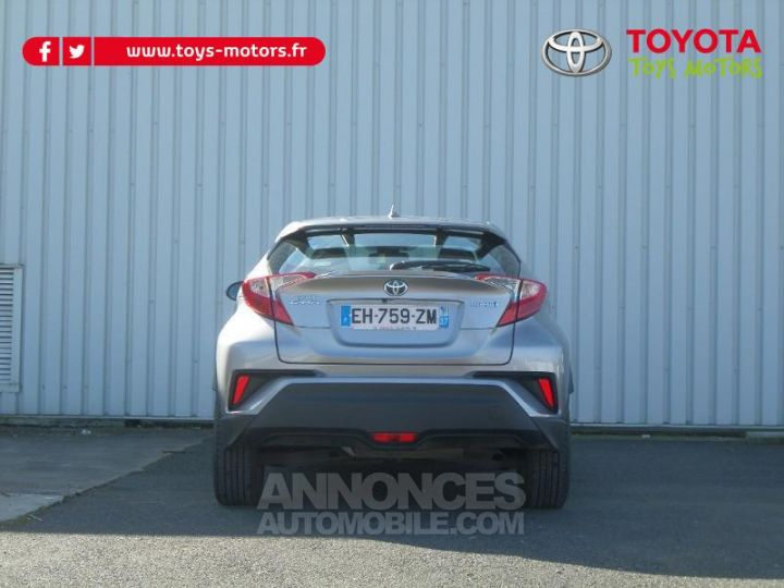 Toyota C-HR 122h Dynamic 2WD E-CVT GRIS C Occasion - 5